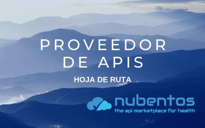 Hoja de ruta para el Proveedor de APIs