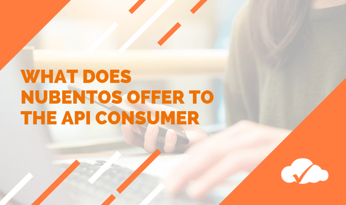 What does Nubentos offer to the API Consumer