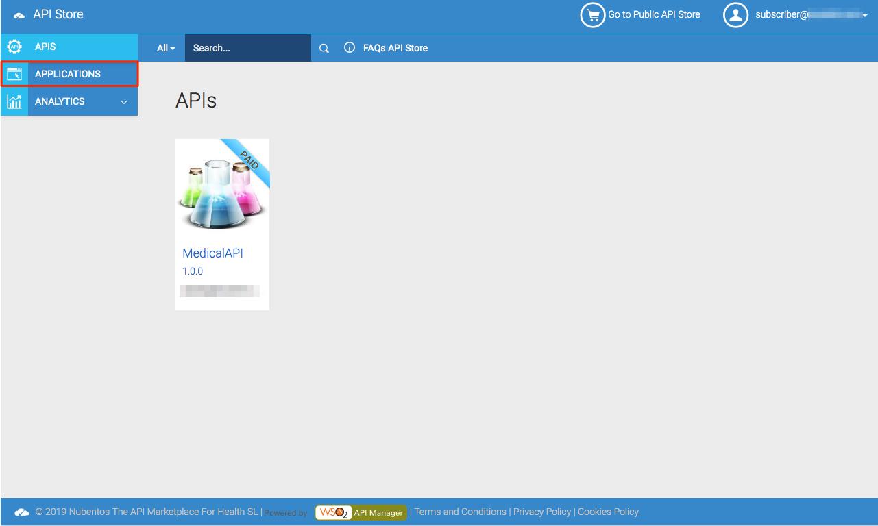 App Access nubentos