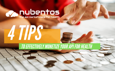 4 tips to effectively monetize your API for Health