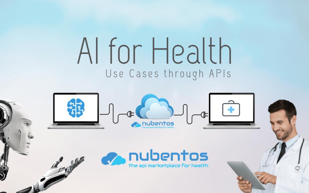 AI for Health: Use Cases through APIs