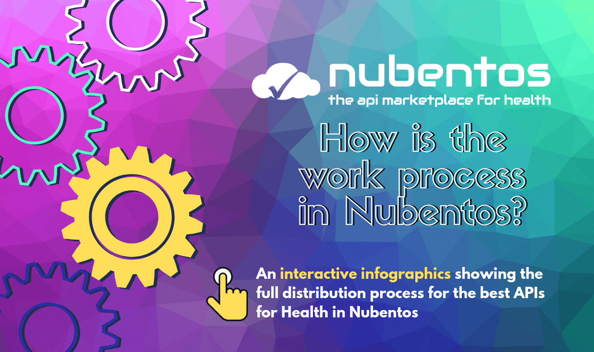 How is the work process in Nubentos