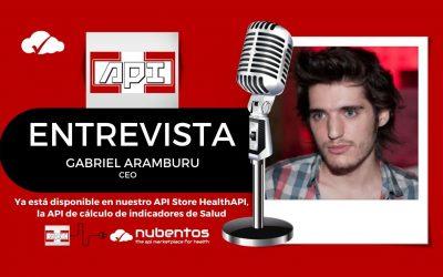 Entrevista con Gabriel Aramburu, autor de HealthAPI