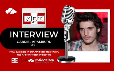Interview with Gabriel Aramburu, author of HealthAPI