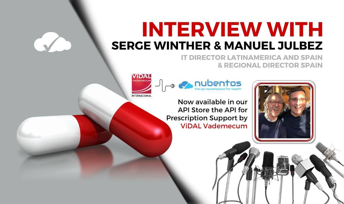 interview vidal vademecum - nubentos