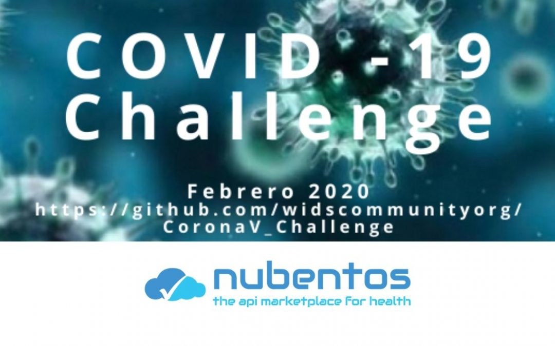 Nubentos at the COVID-19 Challenge
