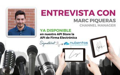 API de Firma Electrónica: Entrevistamos a Signaturit