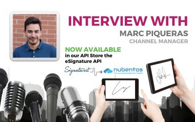 eSignature API: Interview with Signaturit
